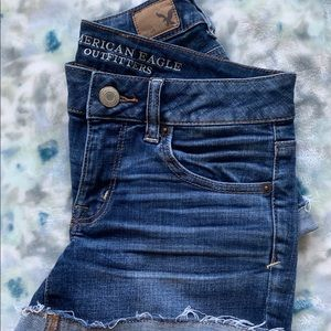 American Eagle Outfitters/ Jean Shorts / Size 2